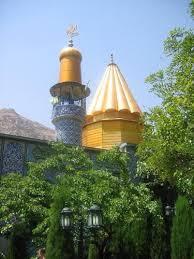 Shrine of Syed Muhammad Noorbakhsh