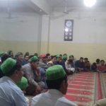 جامع مسجد شاہ قاسم فیض بخش علی پور اسلام آباد میں محفل عید امام عالی مقام کا انعقاد